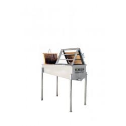 Stół do odsklepiania 950 mm z pokrywą nierdzewną